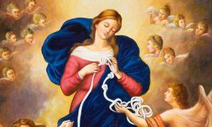 Madonna Che Scioglie I Nodi Maria