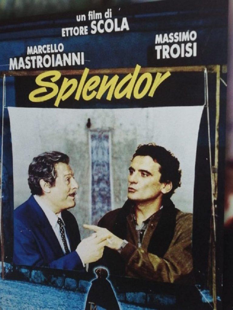 Ettore Scola Il Maestro Del Cinema Italiano Locandina
