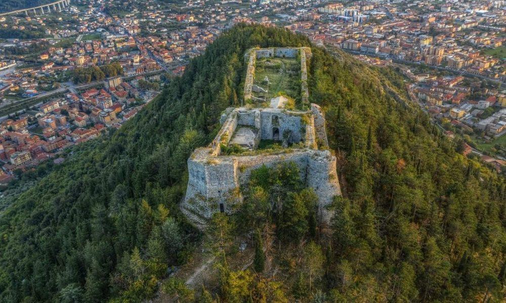 Castello San Casto Panoramica