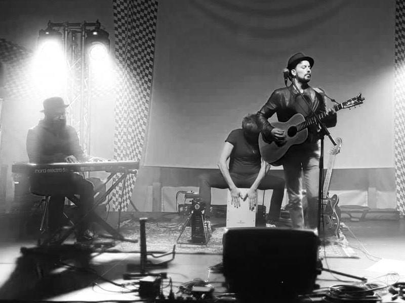 I Cantautori Del Cassinate Fabiano Pittiglio Esibizione Live