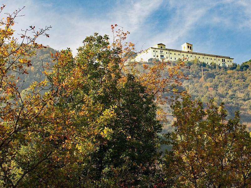Il Cammino Benedettino Il Percorso Per Cassino Montecassino