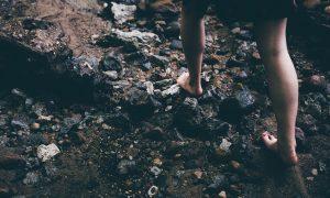 Il Cammino Benedettino Il Percorso Per Cassino Ragazza Scalza