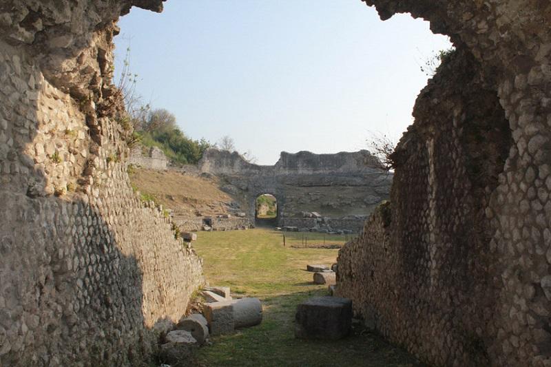 Teatro Romano Ingresso