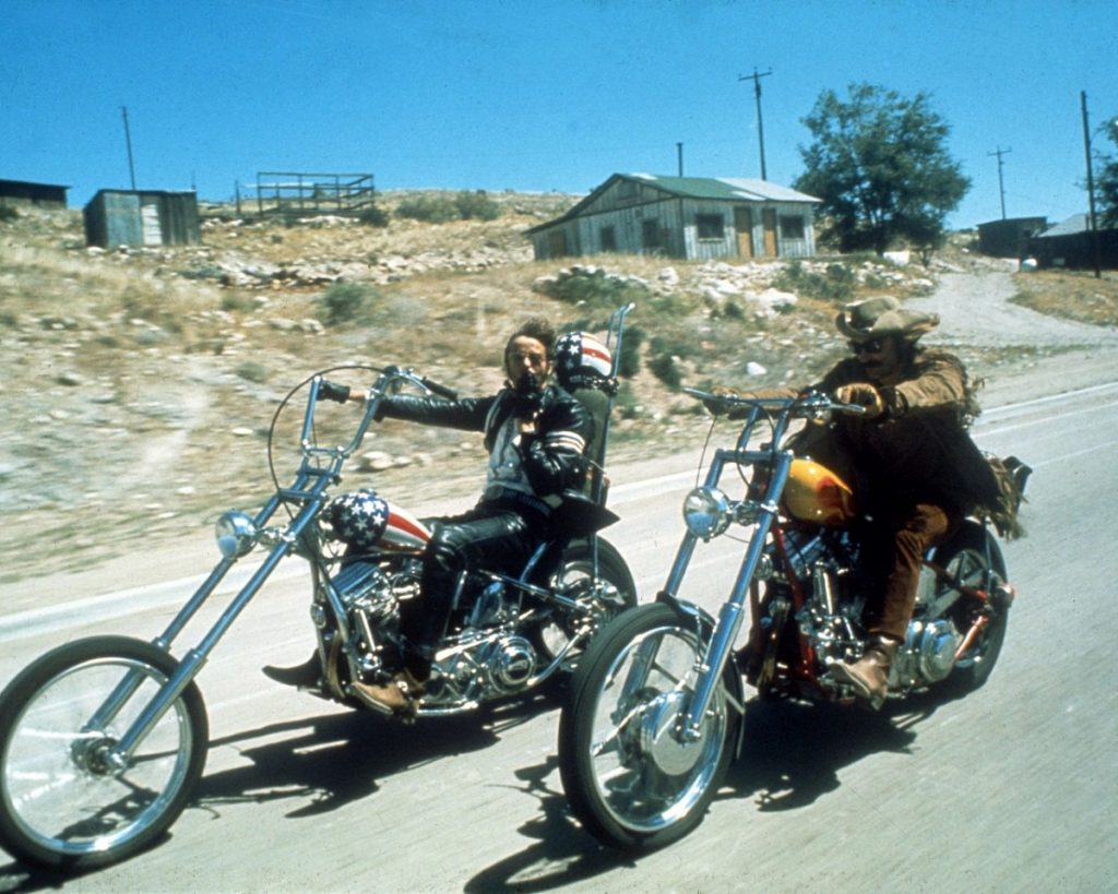 Easy Rider Il Road Movie Per Eccellenza Chopper