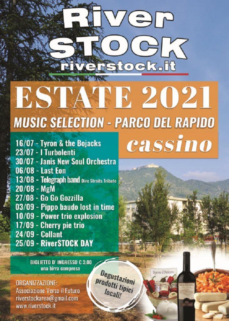 Riverstock Calendario