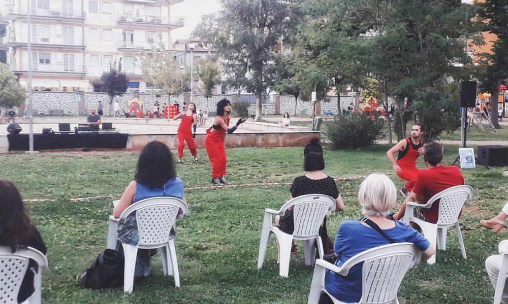 Odisseo Festival Teatro Al Parco