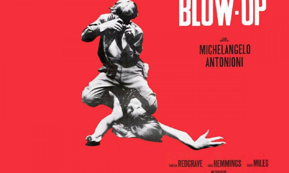 Blow Up Di Michelangelo Antonioni Tra Finzione E Realta Locandina