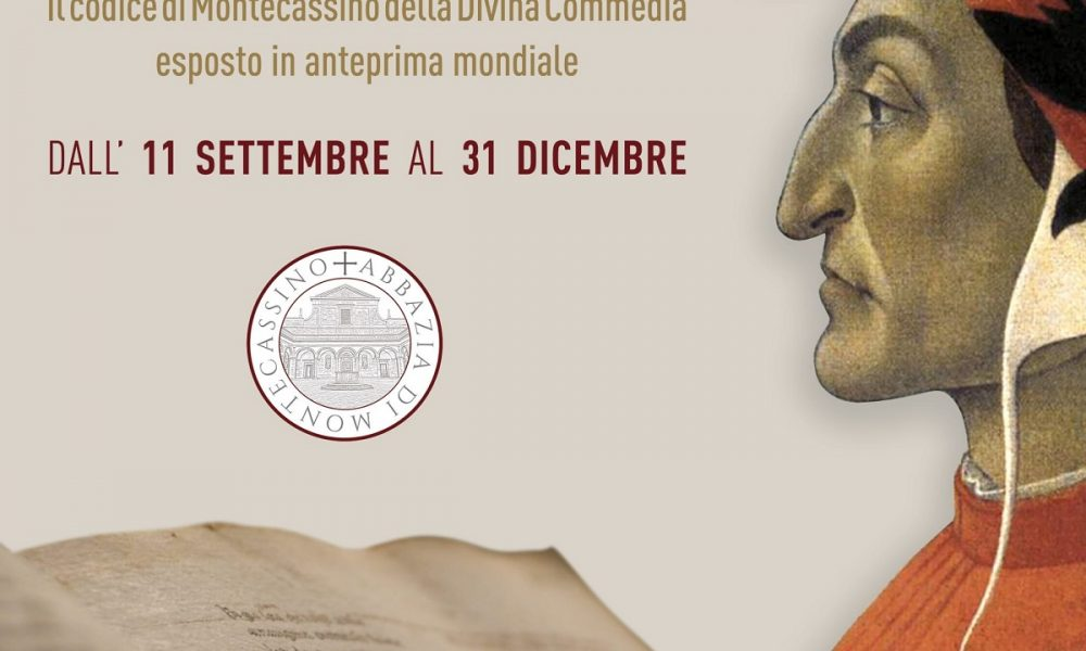 Montecassino E Dante Locandina