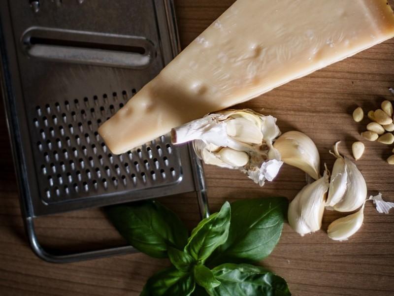 Pesto Alla Genovese Ingredienti