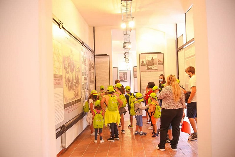Uscite Museo