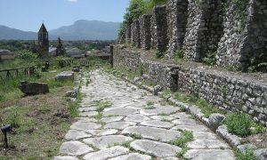 Via Porta Paldi Casinum
