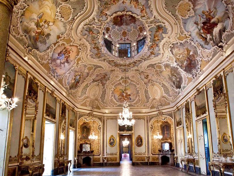 Palazzo Biscari: il più importante ed elegante palazzo barocco privato di Catania