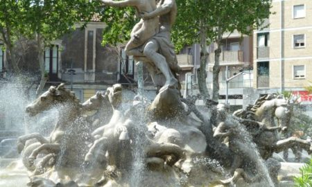 La Fontana Proserpina. Una bellezza nascosta da valorizzare e far conoscere.