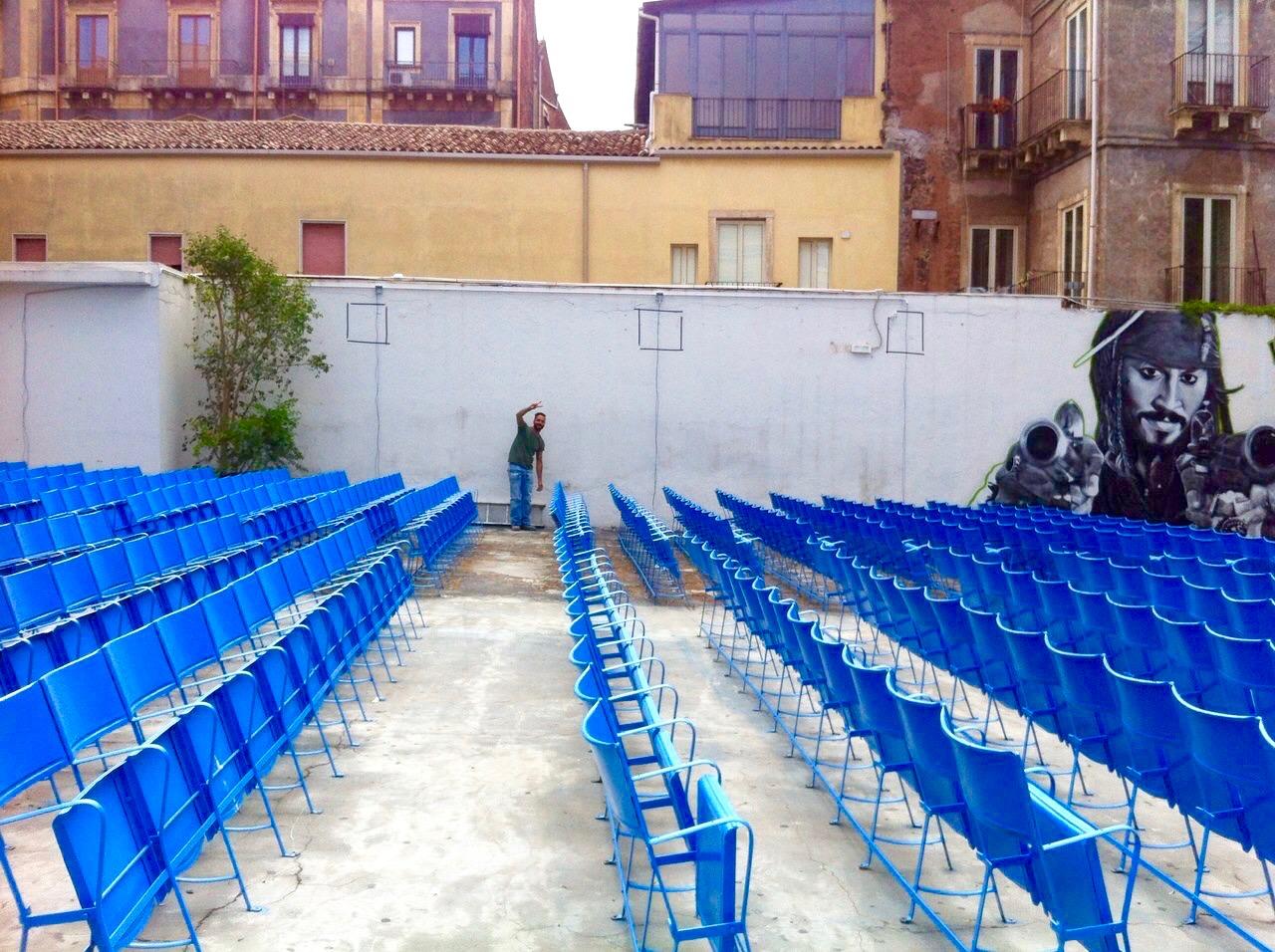 Cinema storici di Catania