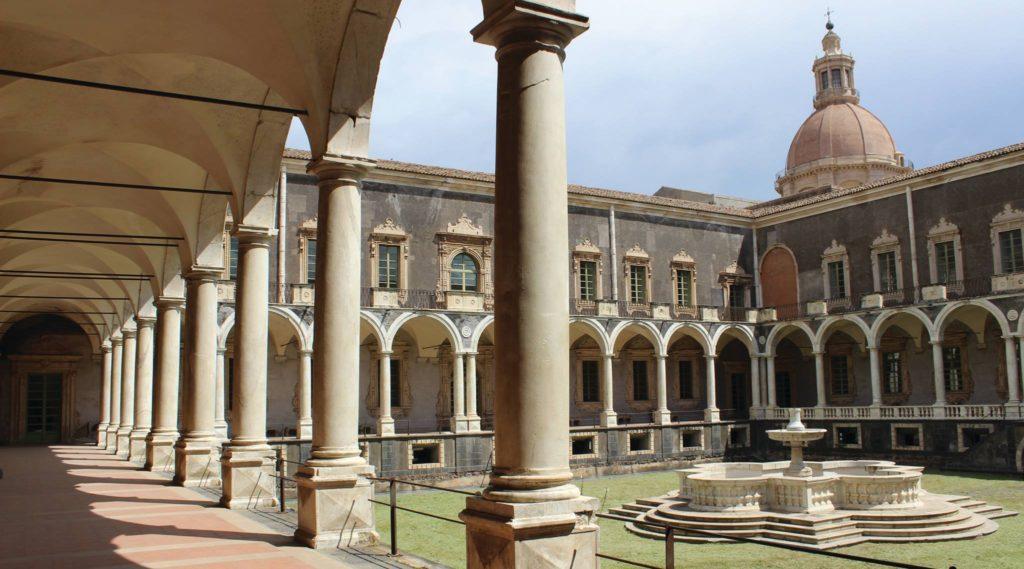 Il Monastero dei Benedettini