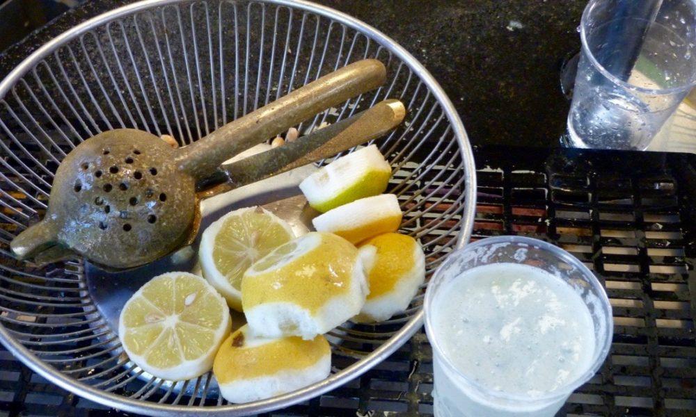 seltz sale e limone giammona