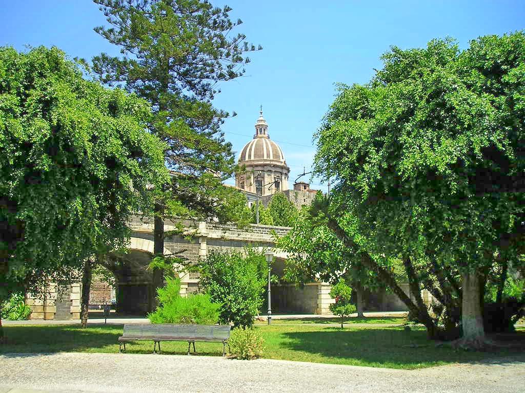 Cinque itinerari verdi a Catania: Giardino Pacini