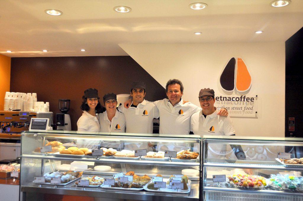Etnacoffee arancini cannoli london sicilian food