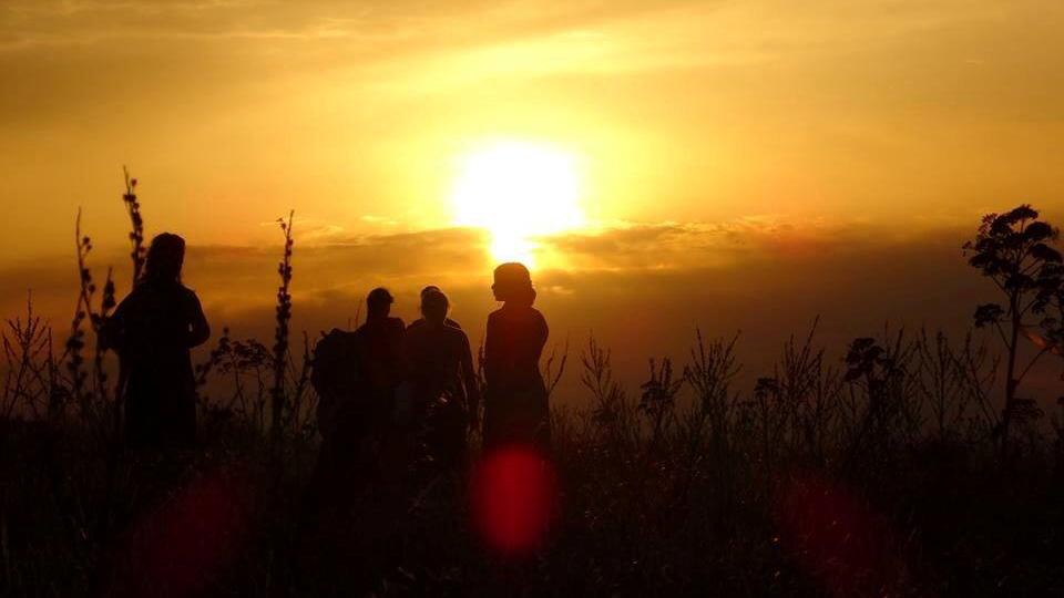 Ricordi: un tramonto a Brucoli