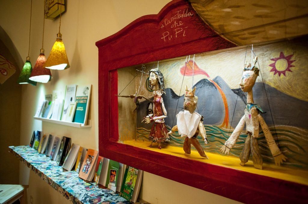 centro culturale bafè libreria catania 1