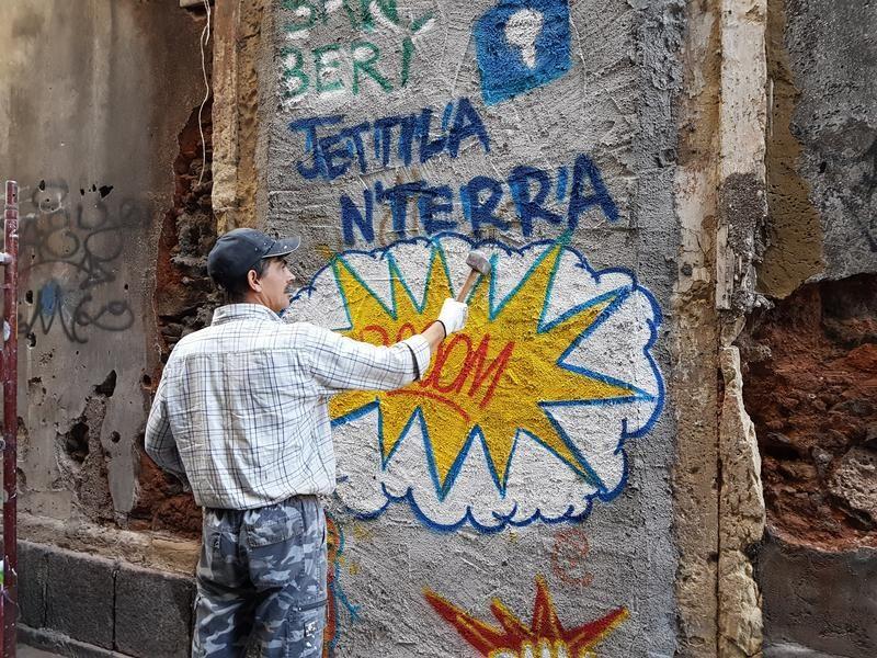 Trame di Quartiere San Berillo