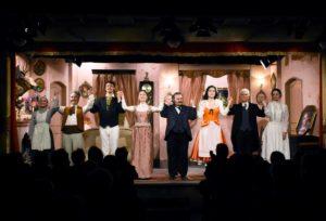 La Compagna del Teatro L'Istrione in scena