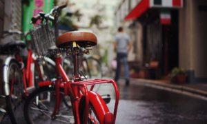 Catania in bicicletta