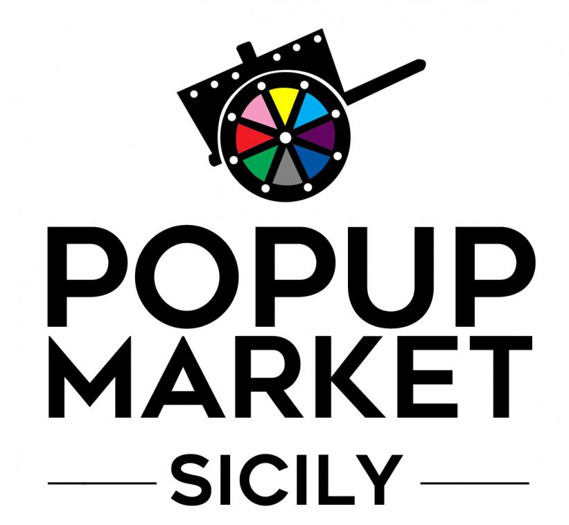 Logo Pop Up Market Sicily