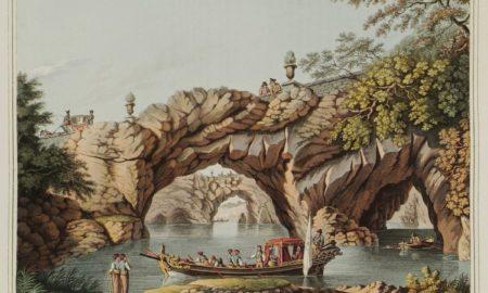 Villa Scabrosa, Luigi Mayer, 1810