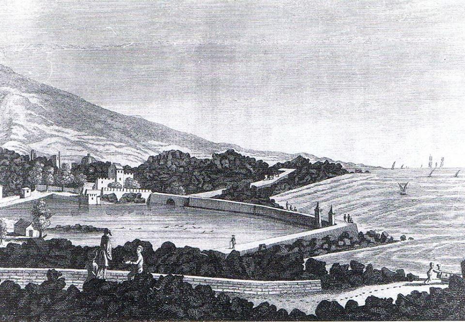 H. Swinburne, Villa Scabrosa, 1785 di Istituto Statale d'Arte Catania