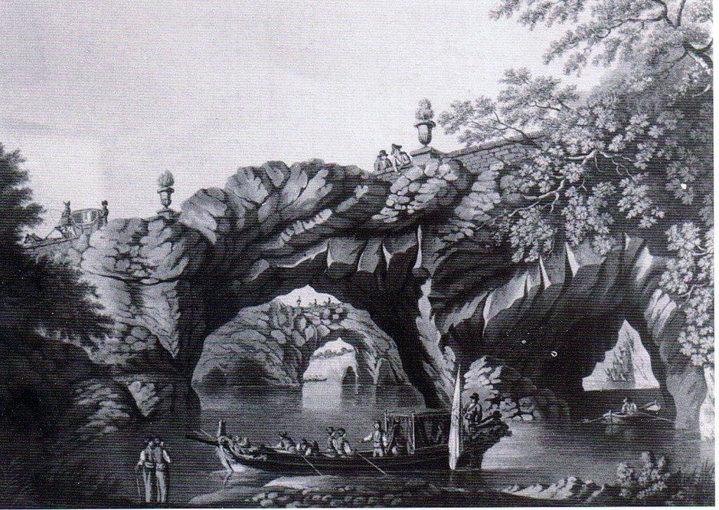 R. Bowyer, Villa Scabrosa, 1809 di Istituto Statale d'Arte di Catania