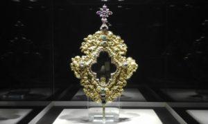 Il Santo Chiodo in esposizione al Castello Ursino di Catania