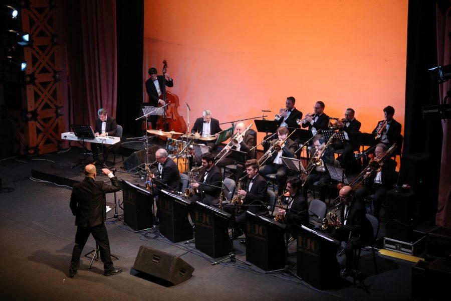 HJO Jazz Orchestra al Palazzo Platamone