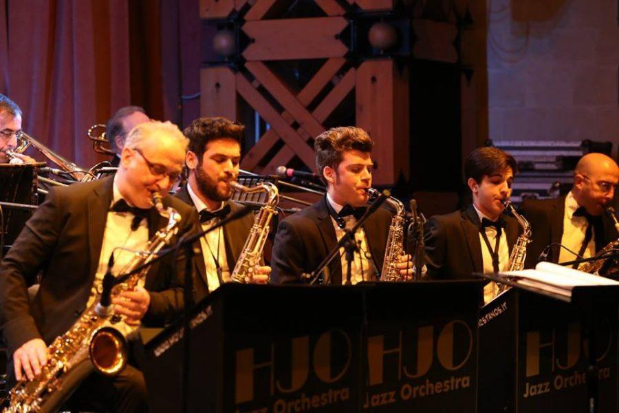 HJO Jazz Orchestra con la loro particolare sonorità