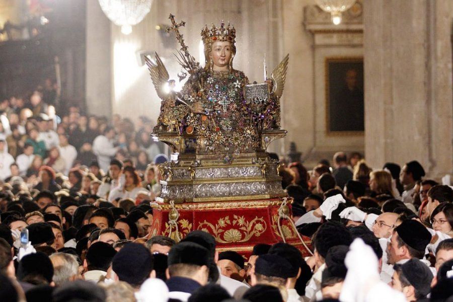Sant'Agata d'agosto