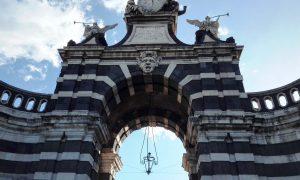 Fortino e Porta Garibaldi: due monumenti storici a Catania - fonte: FidelityHouse