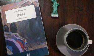 Il nuovo libro di Cono Cinquemani, Zia Favola. Credits: Assya D'Ascoli