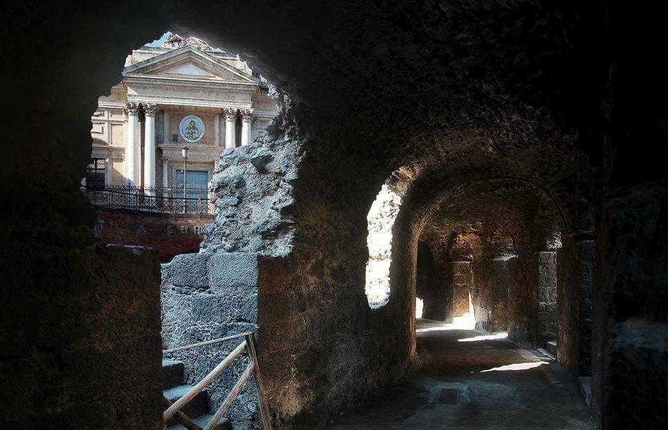 'Nzichitanza! Catania sotterranea, cripte e cunicoli