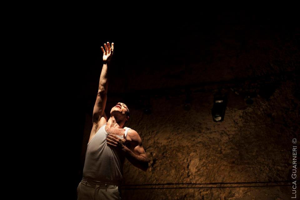 Silvio Laviano in Salvatore - Favola triste per voce sola