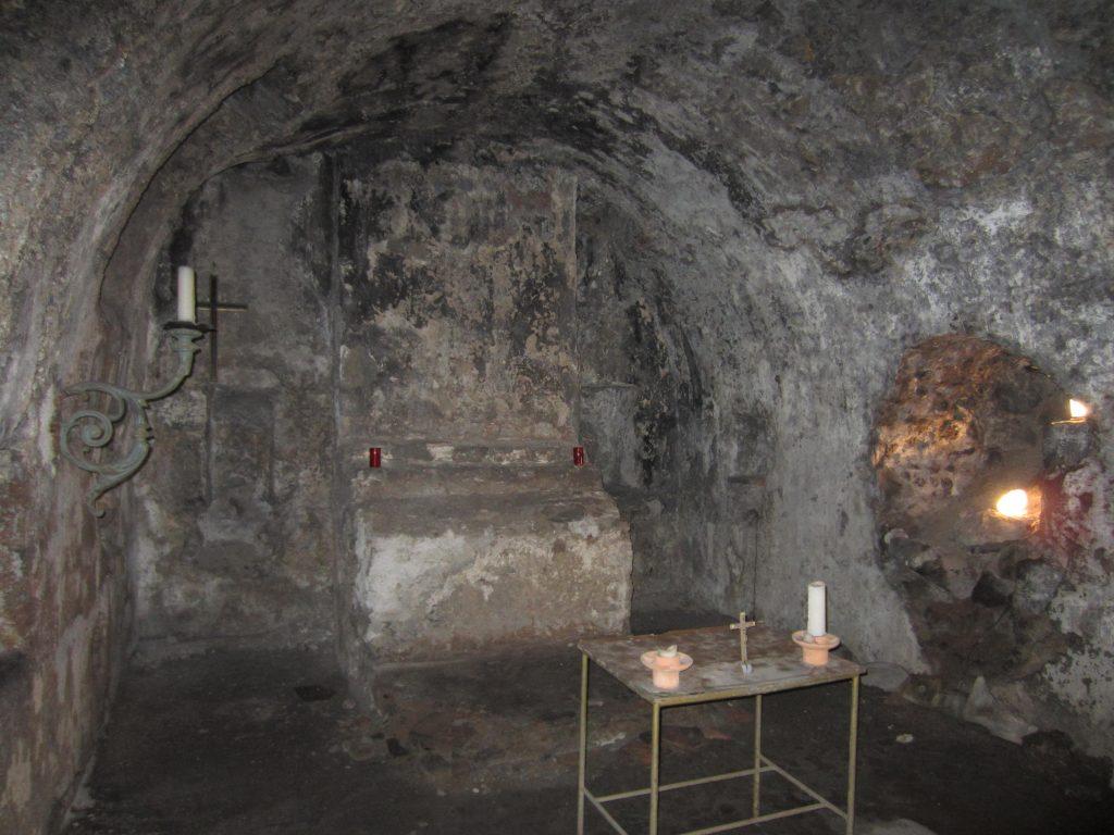 Cripta di Sant'Euplio