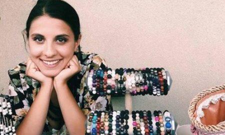 Delia Zappalà la formidabile stilista che crea abiti con la pietra lavica | Sicilia - Etna - Catania