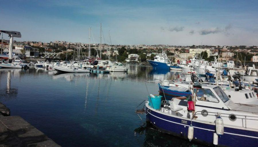 Il borgo marinaro di Ognina in tutto il suo splendore