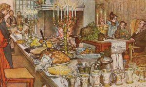 cena di natale: tutti a tavola il 24 dicembre