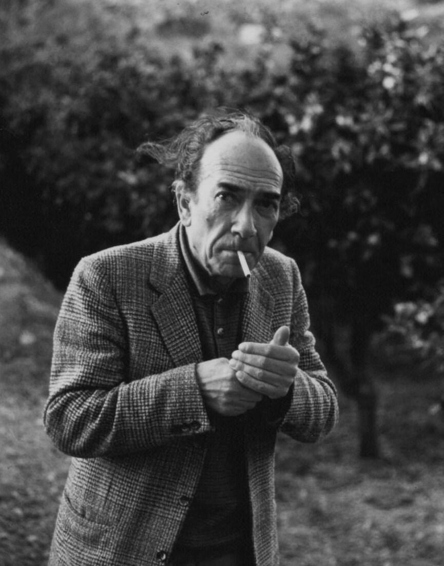 Sebastiano Addamo, poeta, scrittore, giornalista e saggista.