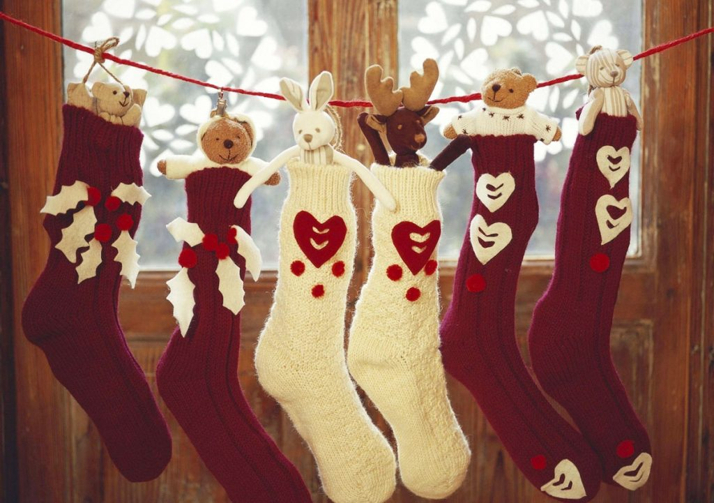 Epifania: la calza della Befana