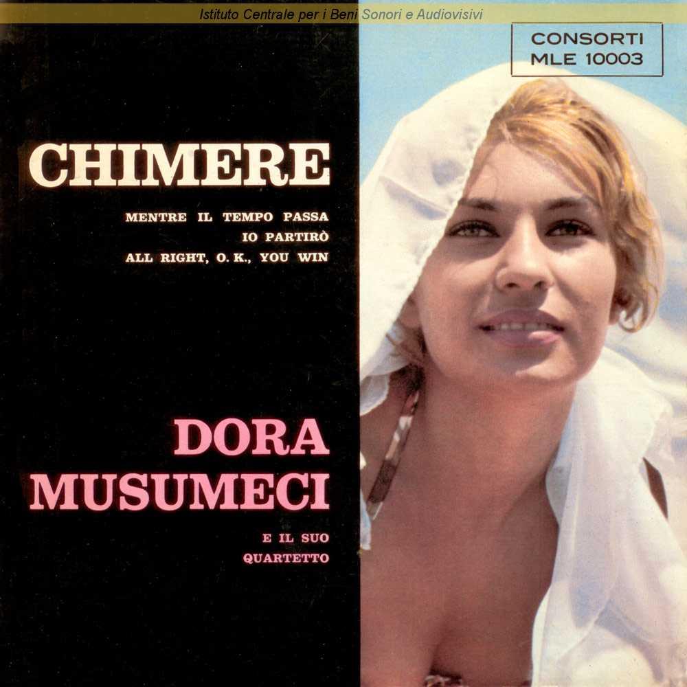 La catanese Dora Musumeci, dalla Sicilia ben presto fece conoscere e apprezzare il suo talento ben oltre i confini della Sicilia.