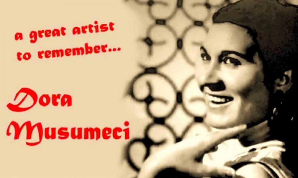 La pianista catanese Dora Musumeci, prima donna ad accostarsi al jazz.