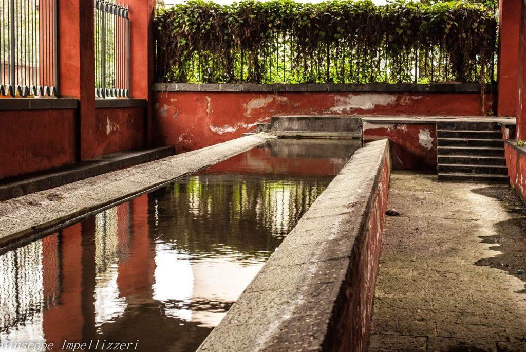lavatoio di Cibali - piazza bonadies