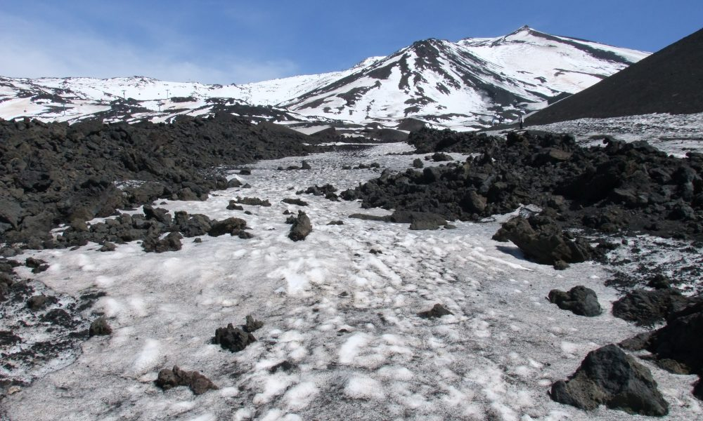Le neviere dell'Etna