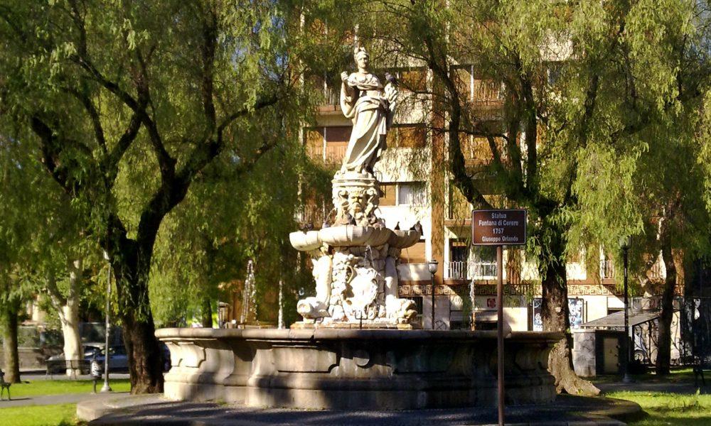 Quartiere Borgo Sanzio Catania